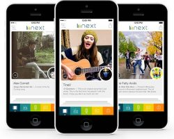 Next: The Social Music Discovery App